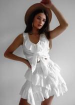 Biały – modny kolor w sam raz na lato