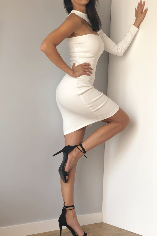 Sukienka LARA Ecru