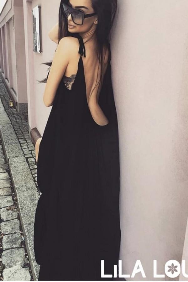 Sukienka GYPSY Czarna