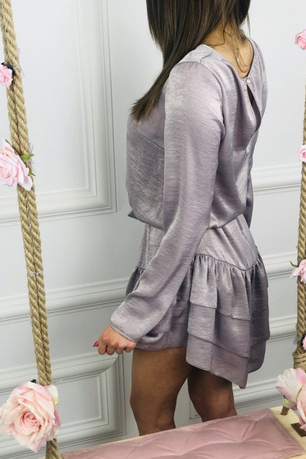 Sukienka GAJA Szara 2