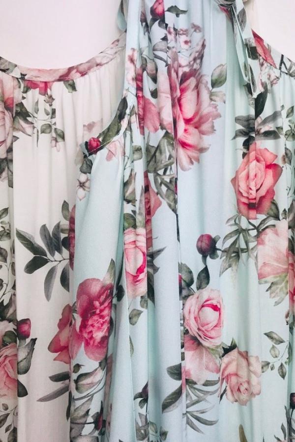 Sukienka GYPSY Kwiaty 3