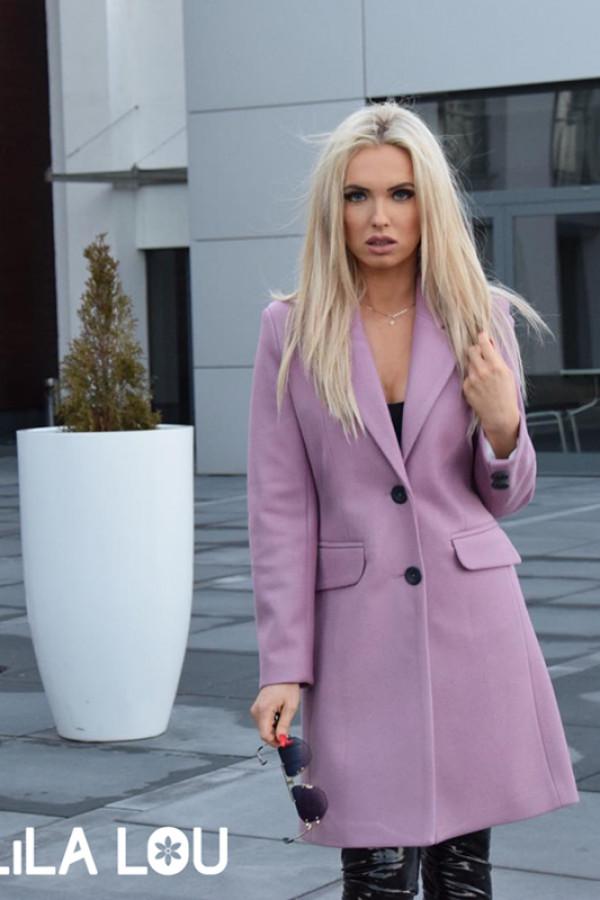 Płaszcz EVA Lila