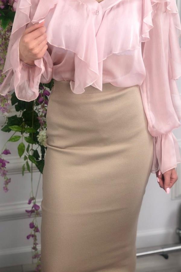 Spódnica TUBA Basic Beżowa