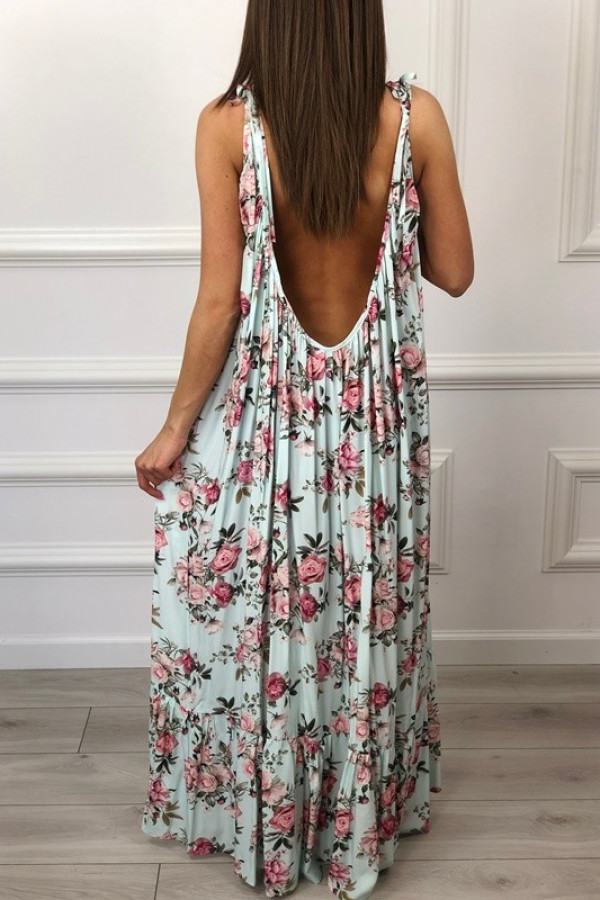Sukienka GYPSY Kwiaty 2