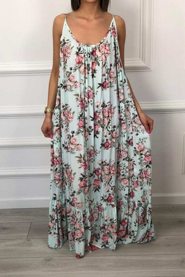 Sukienka GYPSY Kwiaty 1