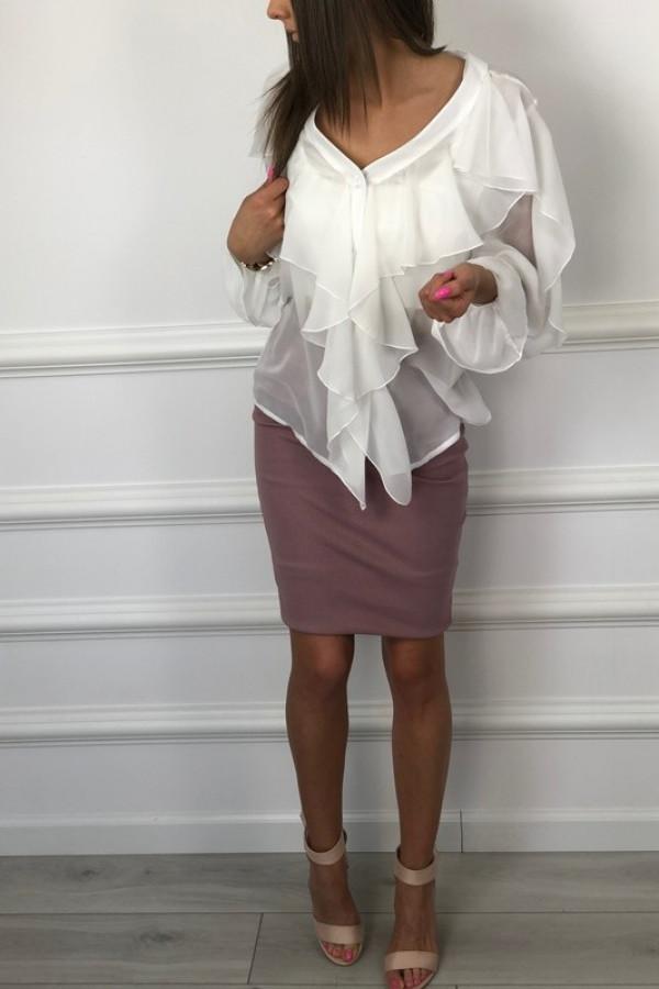 Koszula Dominika Biała 1