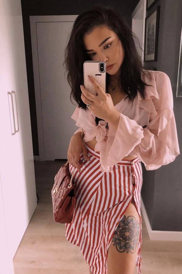 Koszula Dominika Róż