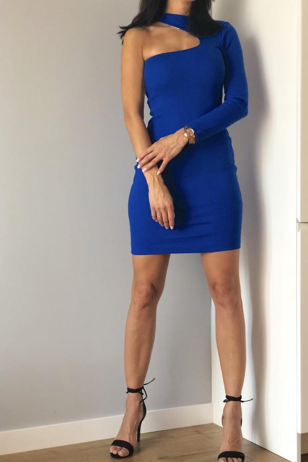 Sukienka LARA Niebieski