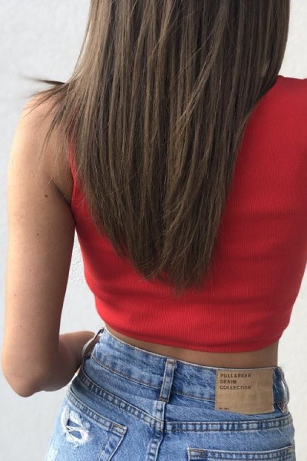 TOP Isabel Czerwony 2