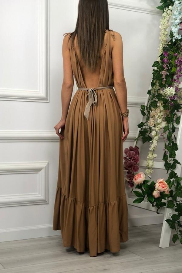Sukienka GYPSY Karmel 5