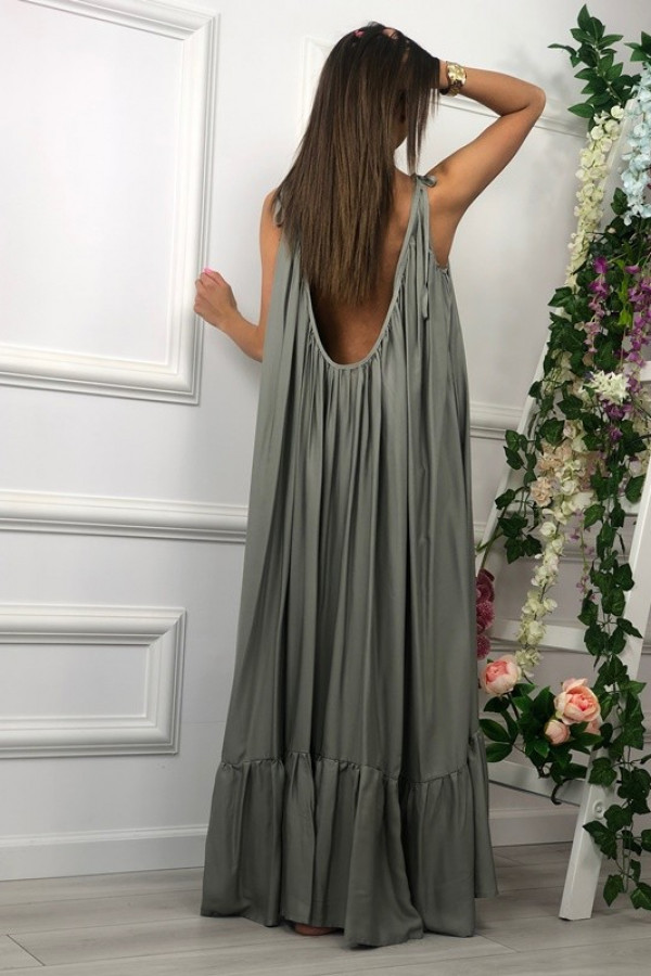 Sukienka GYPSY Khaki