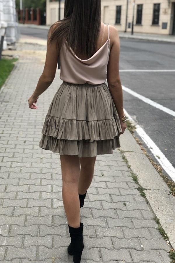 Spódnica ROSE Khaki 1