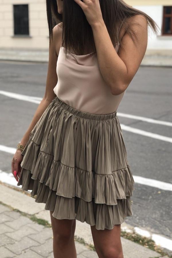 Spódnica ROSE Khaki