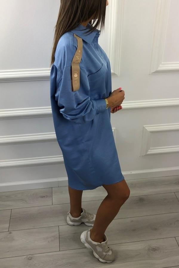 Koszula Lussi Blue 2