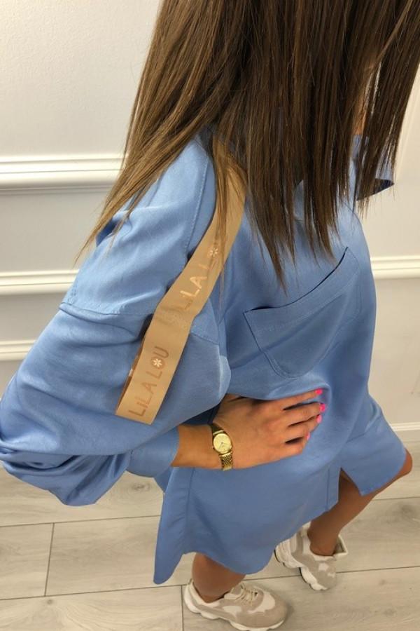 Koszula Lussi Blue 1
