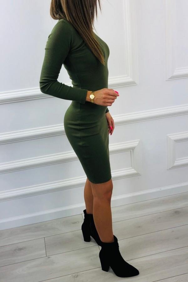 Sukienka PATI Khaki 2