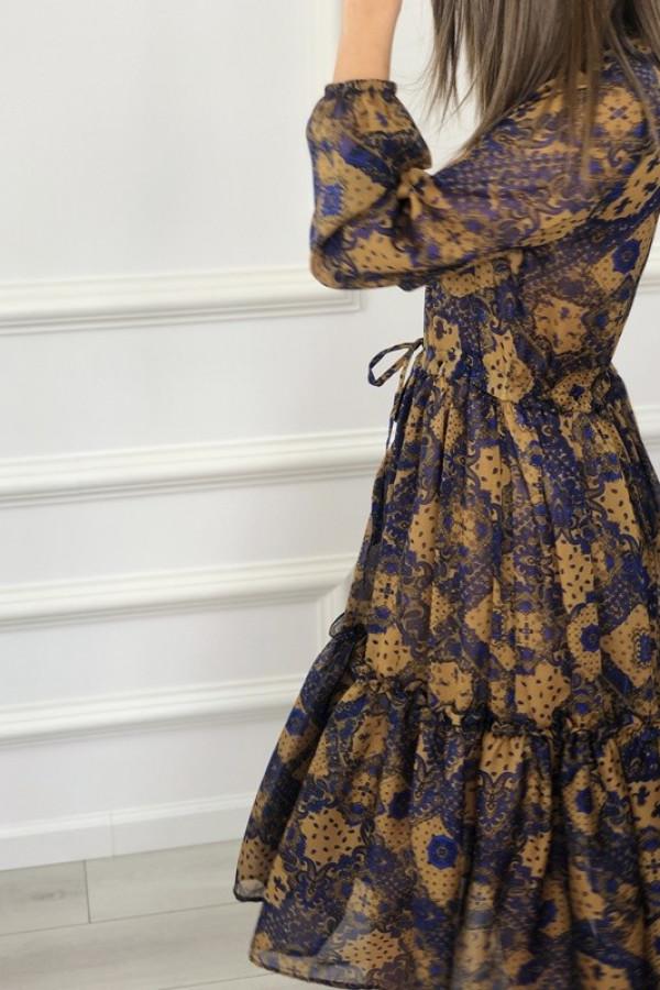 Sukienka LAILA Etno 1