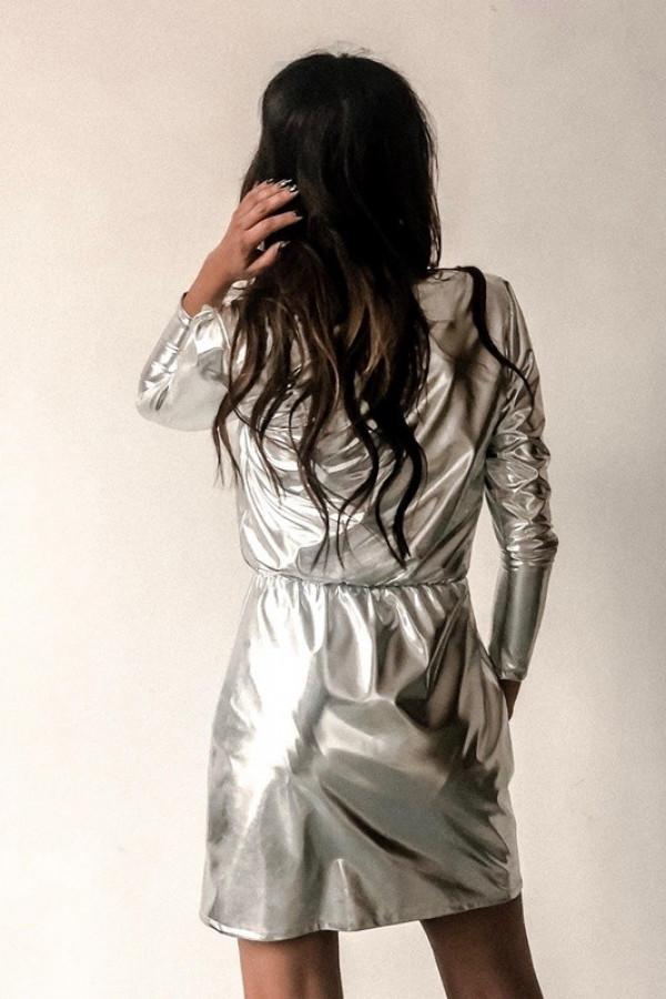 Sukienka Kylie Silver 2