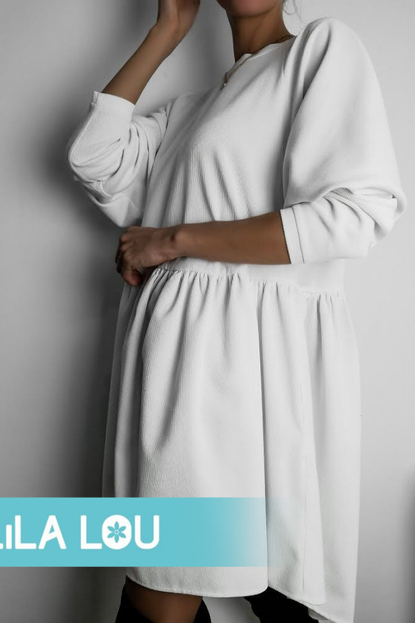 Sukienka Sofi White
