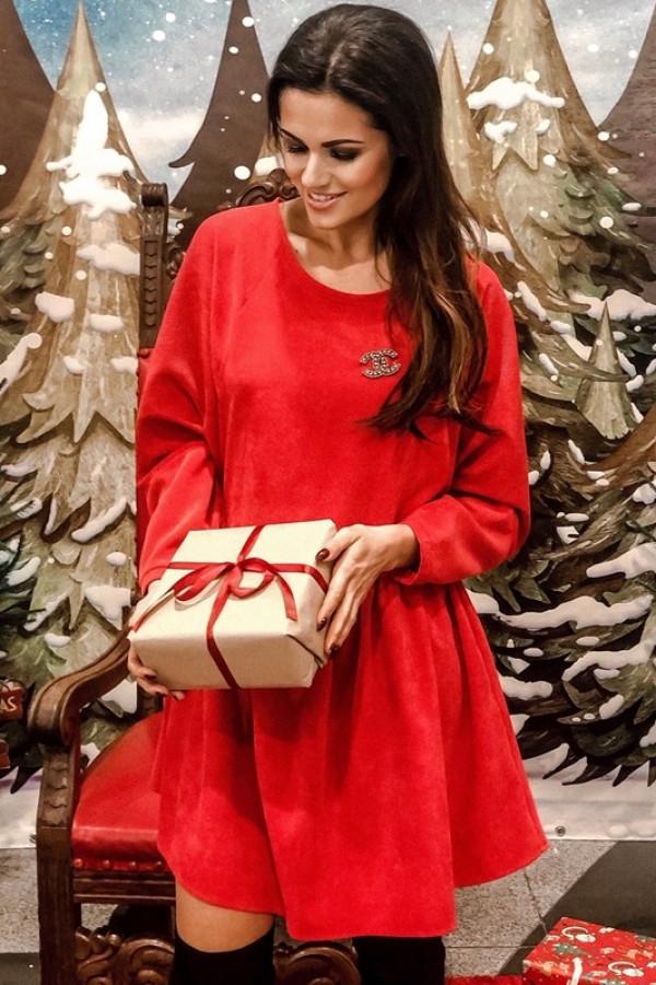 Sukienka Sofi Red