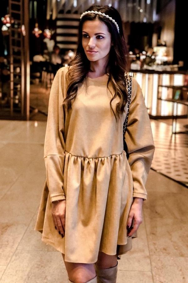 Sukienka Sofi Beige