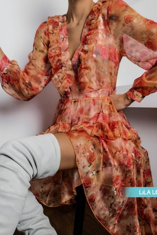 Sukienka LAURA Orange