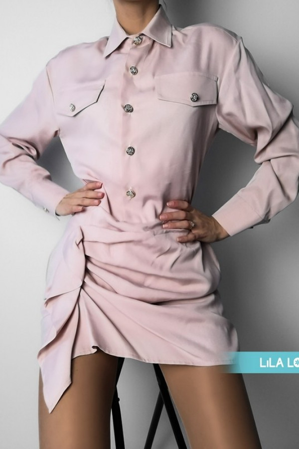 Sukienka LOLA Light Pink