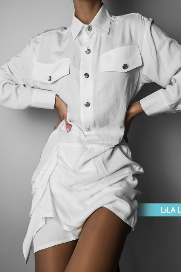 Sukienka LOLA White