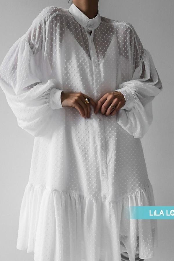 Sukienka ZIMERK White 1