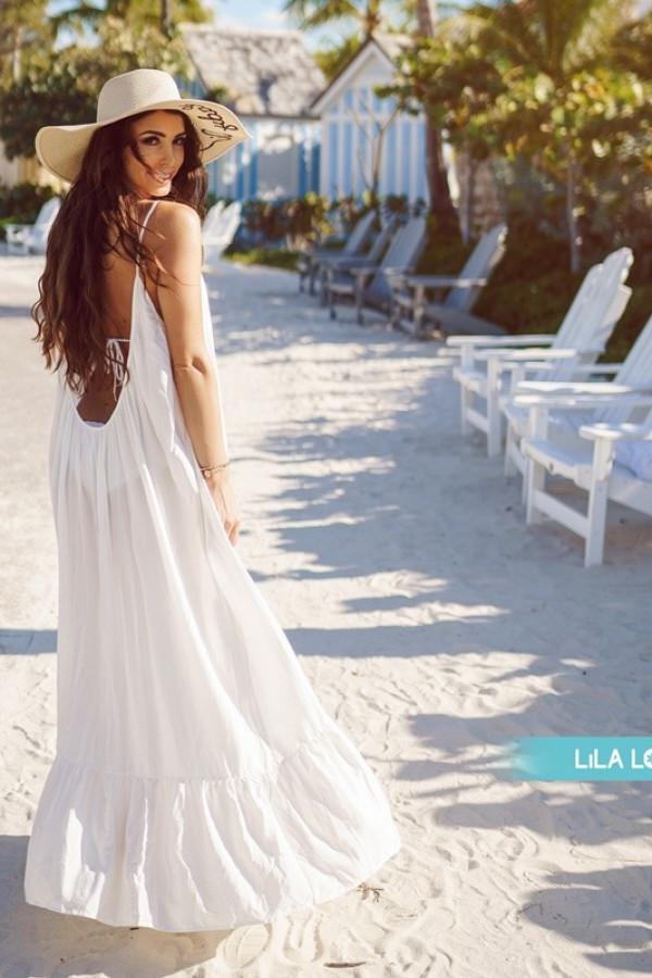 Sukienka GYPSY White