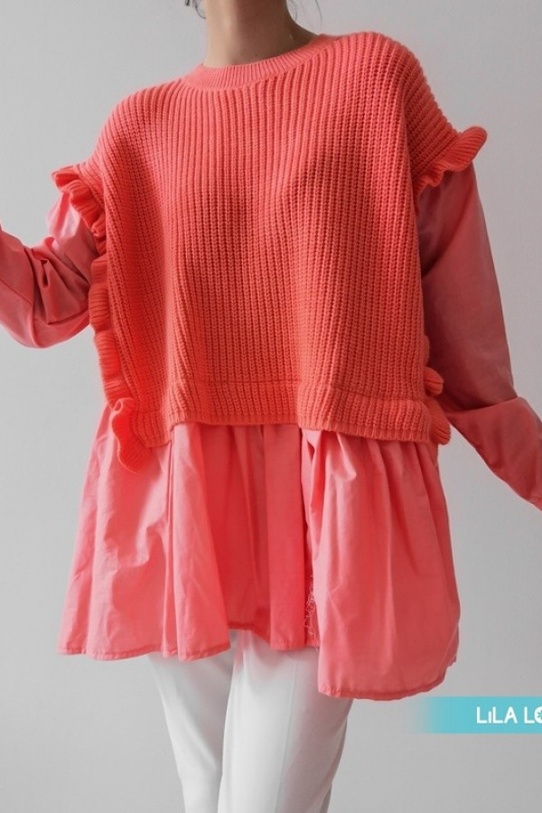 Sweter BARTI Orange