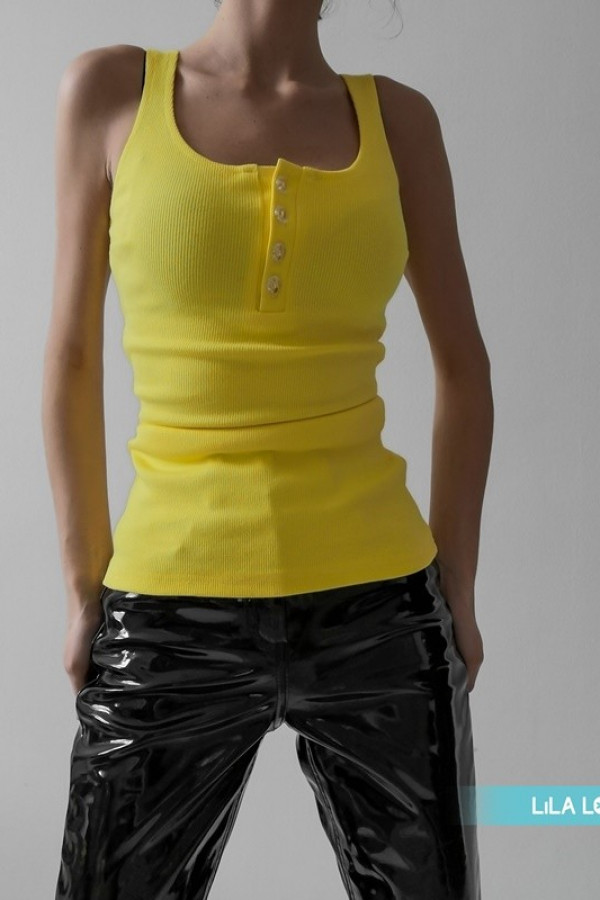Bluzka LENA Żółta