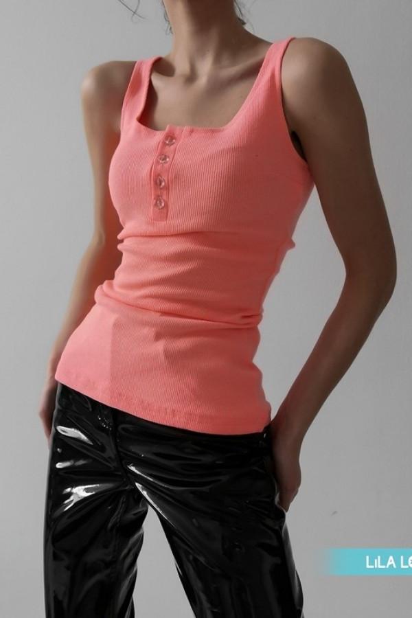 Bluzka LENA Neon Róż