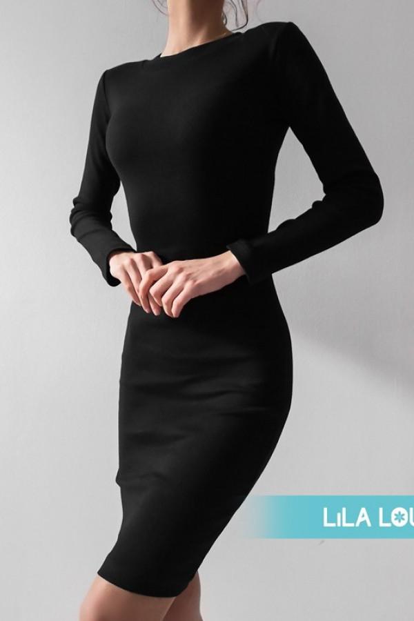 Sukienka PATI Czarna