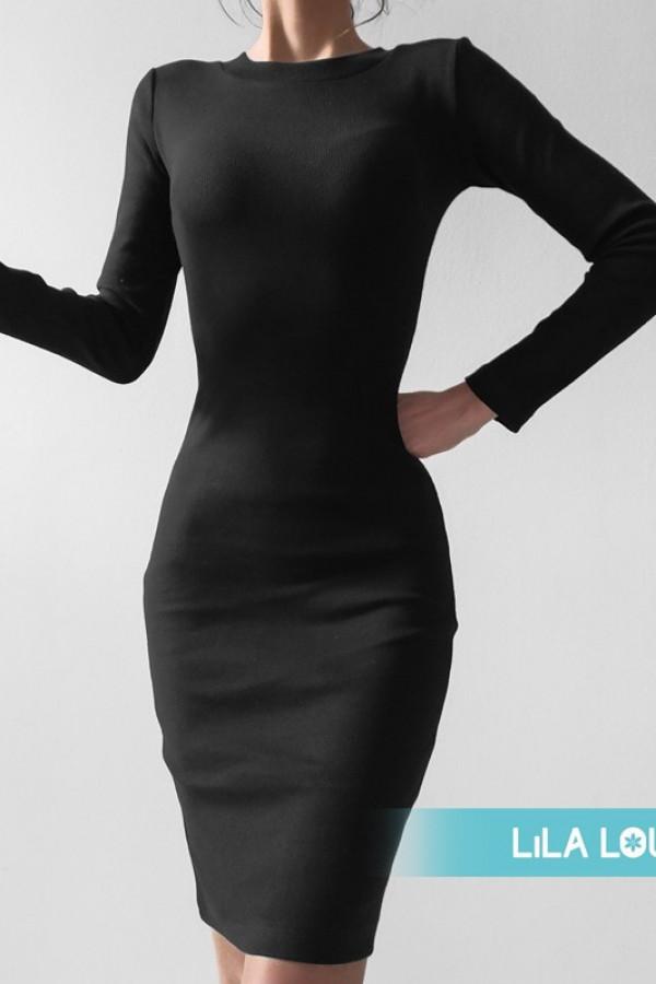 Sukienka PATI Czarna 1