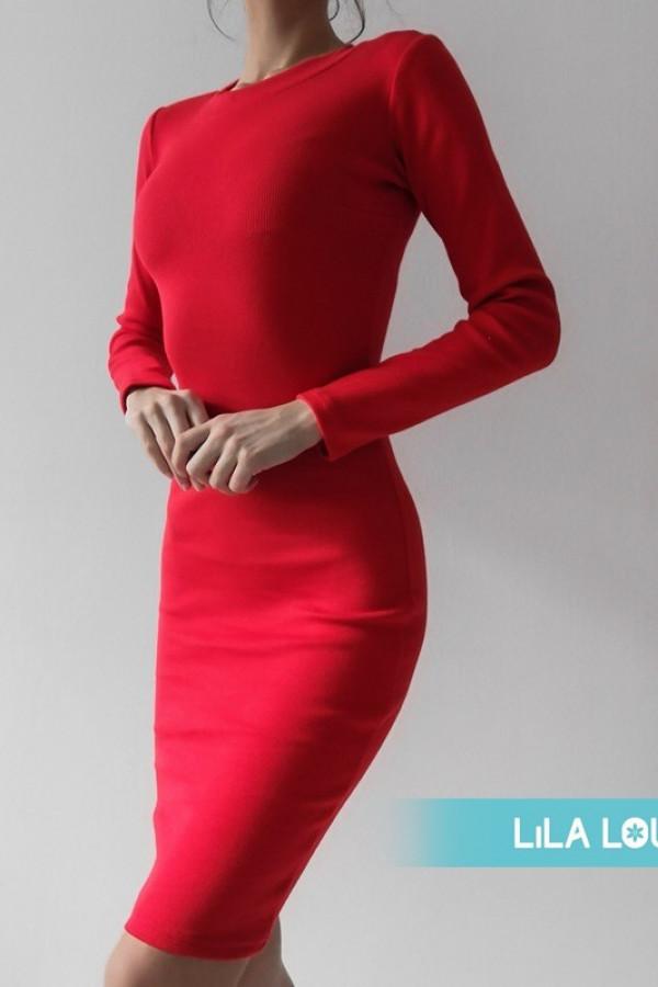 Sukienka PATI Czerwona