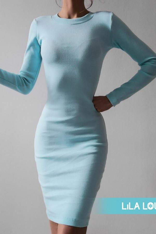 Sukienka PATI Błękitna