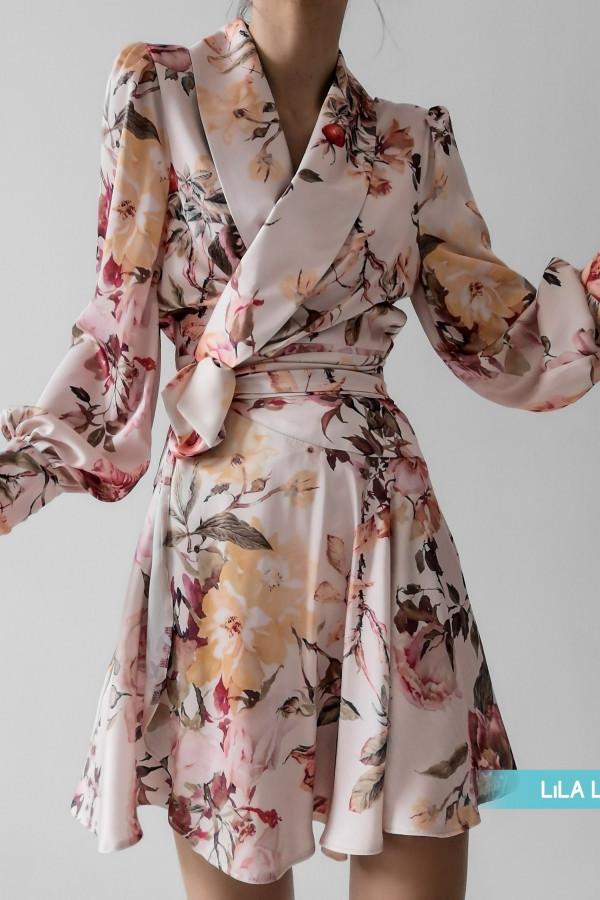 Sukienka CAROLINE Pink