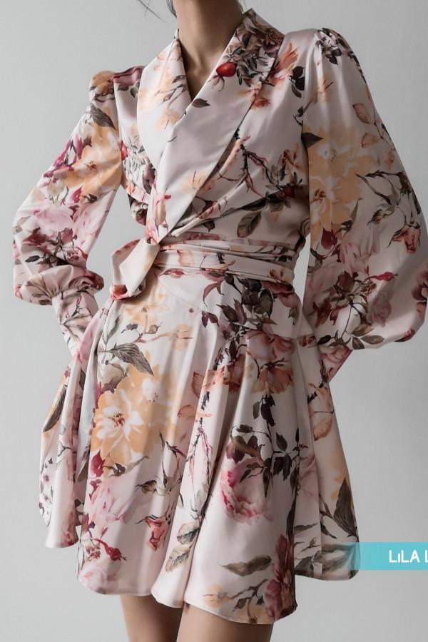 Sukienka CAROLINE Pink 1