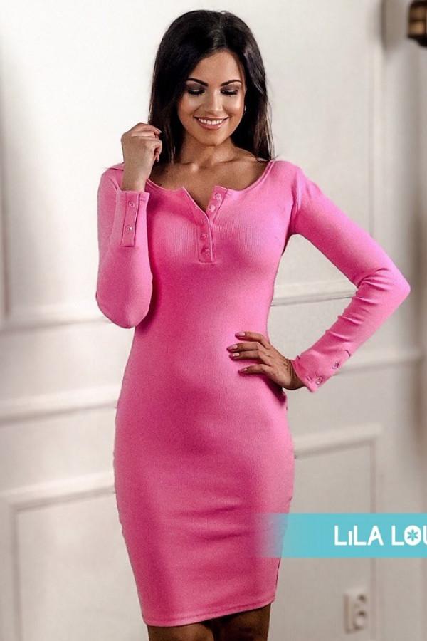 Sukienka MARTII Barbi Róż