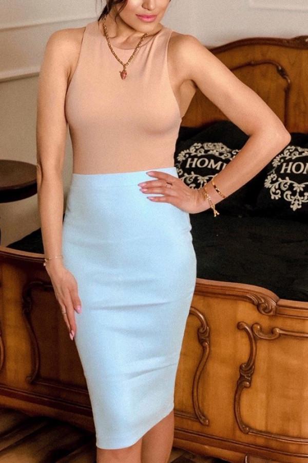 Spódnica TUBA Błękit