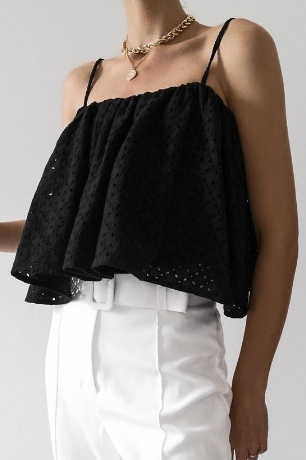 Bluzka RITA Black