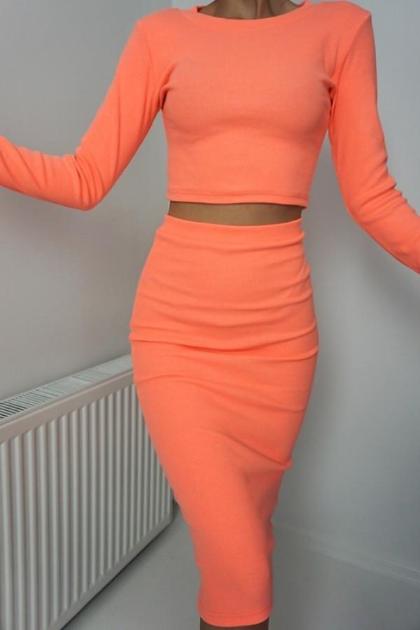 Komplet PATI Neon Orange