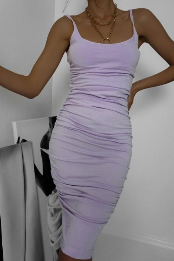 Sukienka MARLA Lila
