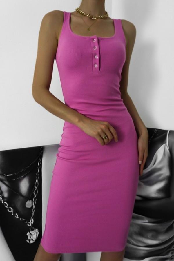 Sukienka LENA Fuksja