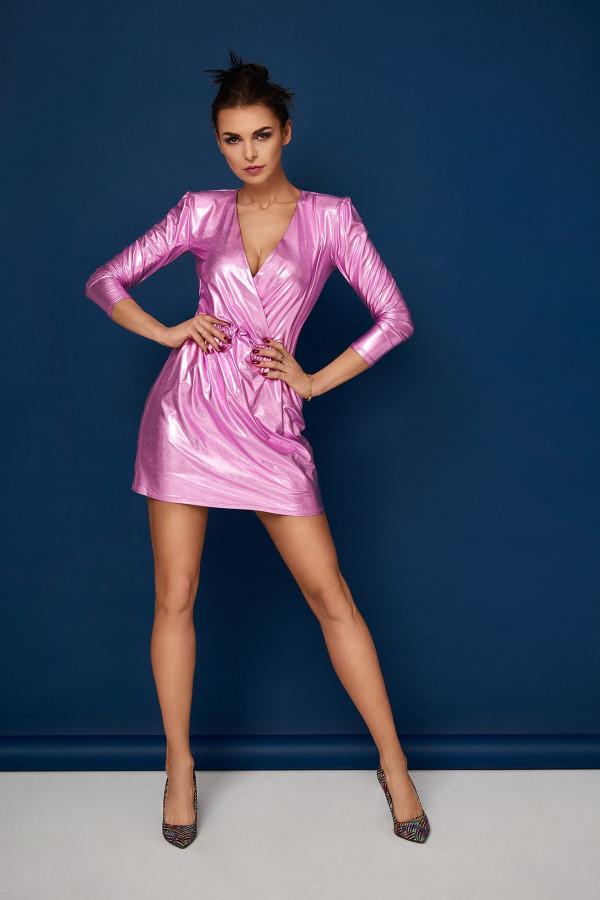 Sukienka Kylie Pink