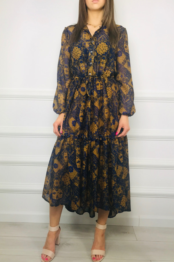 Sukienka LAILA Etno