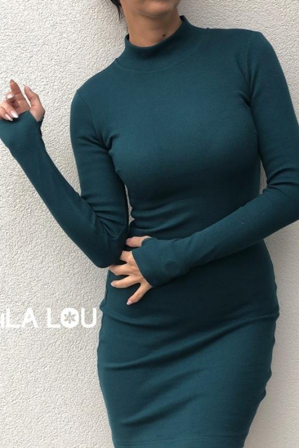 Sukienka LOSSAL Zielony