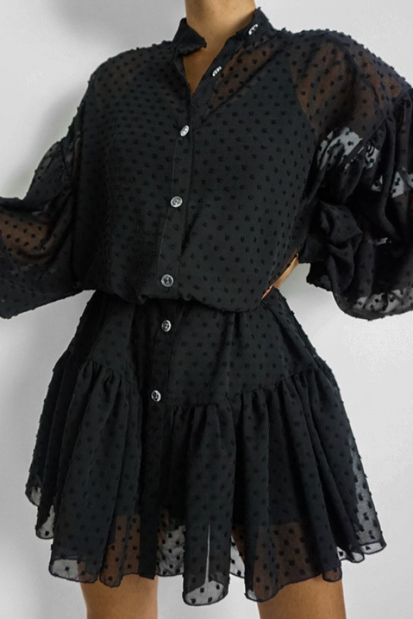 Sukienka ZIMERK Black
