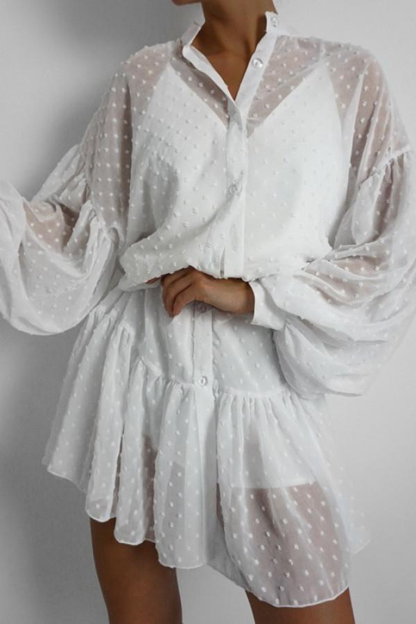 Sukienka ZIMERK White